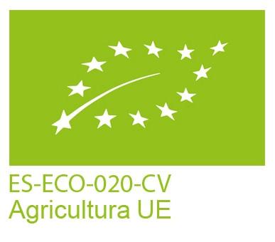 naranjas ecológicas certificadas UE